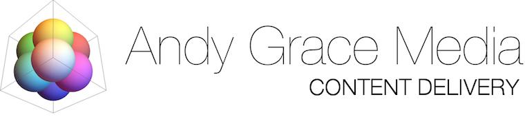Andy Grace Media Branding